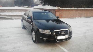 Audi A6 2007 отзыв автора | Дата публикации 21.10.2016.