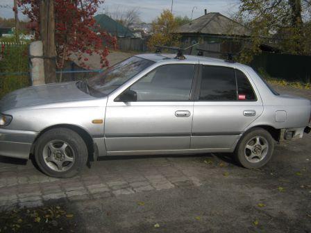 Nissan Sunny 1992 - отзыв владельца