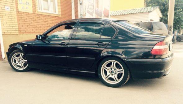 BMW 3-Series 2004 - отзыв владельца
