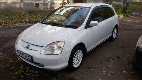 Honda Civic, 2000