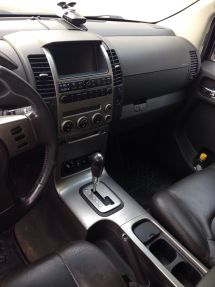 Nissan Pathfinder, 2007