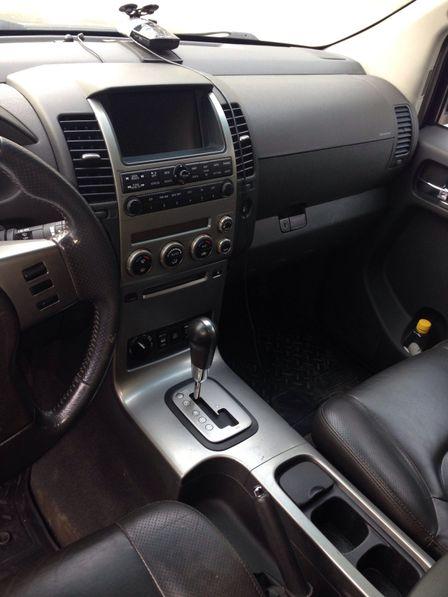 Nissan Pathfinder 2007 - отзыв владельца
