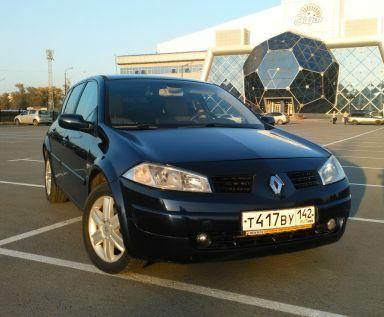 Renault Megane 2005 отзыв автора | Дата публикации 28.10.2016.