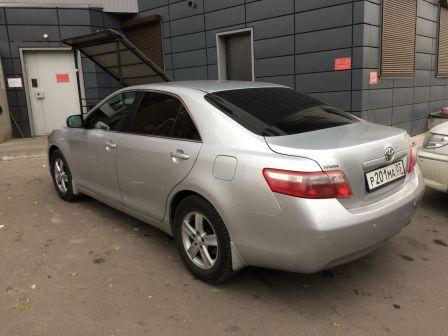 Toyota Camry 2006 - отзыв владельца