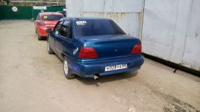 Daewoo Nexia, 1998