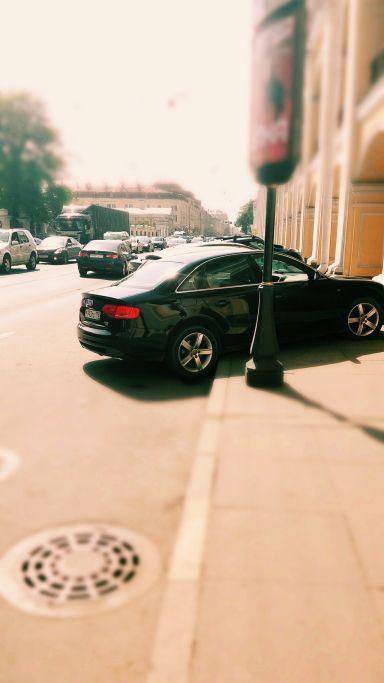 Audi A4 2011 отзыв автора | Дата публикации 31.10.2016.