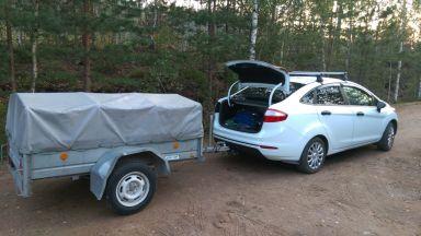 Ford Fiesta 2015 отзыв автора | Дата публикации 04.11.2015.