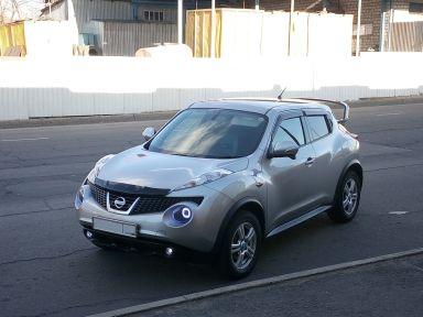 Nissan Juke 2010 отзыв автора | Дата публикации 21.12.2015.