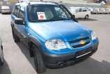 Chevrolet Niva. СИНИЙ МЕТАЛЛИК (МОРСКАЯ ВОЛНА) (402)
