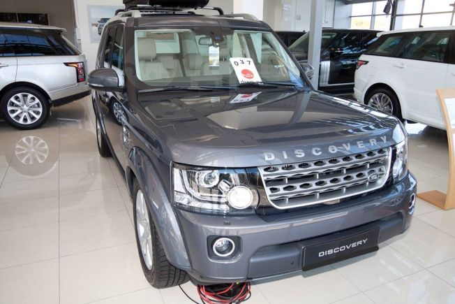 Land Rover Discovery, 2016 год, 4 588 965 руб.