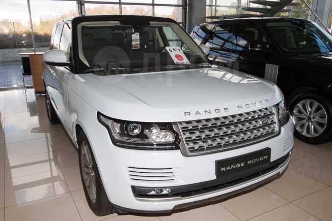 Land Rover Range Rover, 2016 год, 7 700 255 руб.