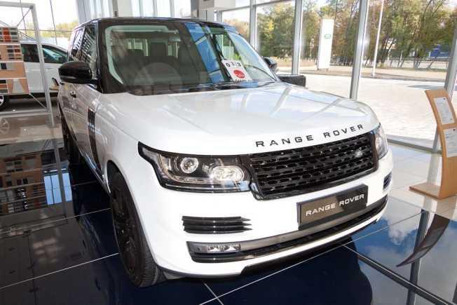 Land Rover Range Rover, 2016 год, 7 379 855 руб.