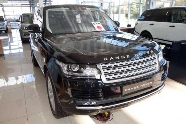 Land Rover Range Rover, 2016 год, 7 355 475 руб.