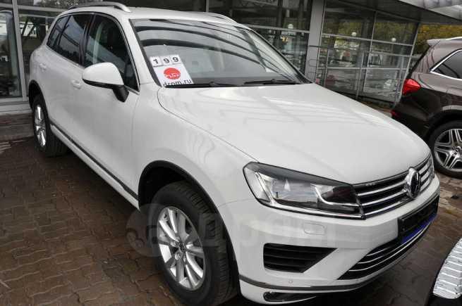 Volkswagen Touareg, 2016 год, 3 295 000 руб.