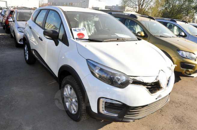 Renault Kaptur, 2018 год, 979 900 руб.