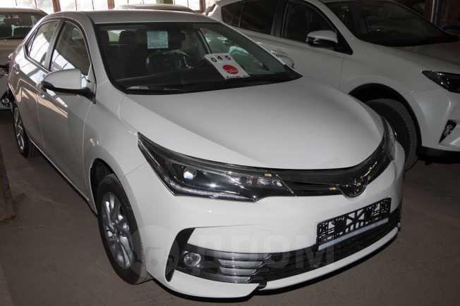 Toyota Corolla, 2016 год, 1 283 000 руб.