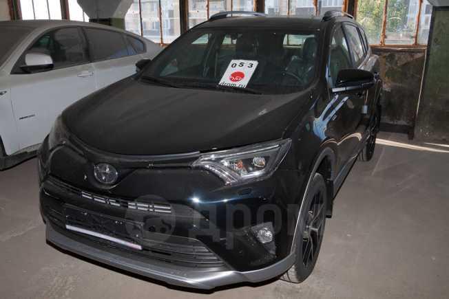Toyota RAV4, 2016 год, 2 015 000 руб.