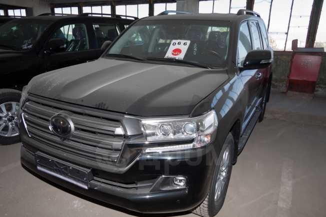 Toyota Land Cruiser, 2016 год, 5 093 000 руб.