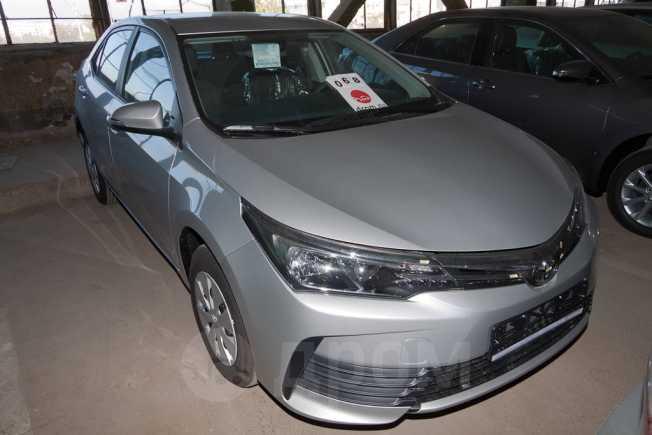 Toyota Corolla, 2016 год, 1 151 000 руб.