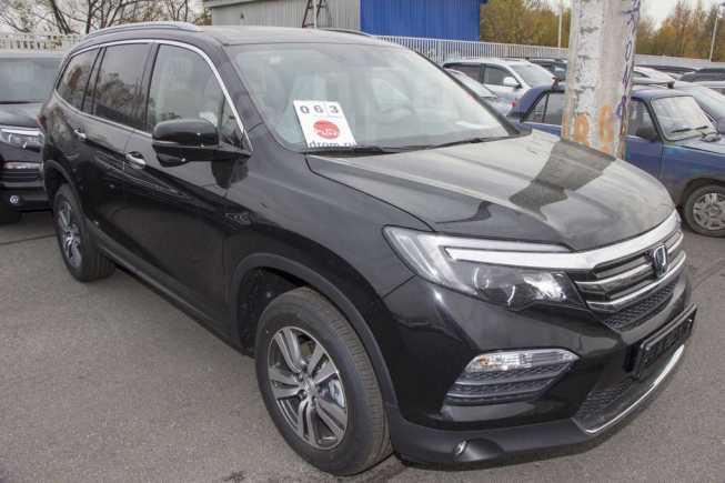 Honda Pilot, 2018 год, 4 299 000 руб.