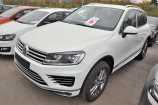 Volkswagen Touareg. БЕЛЫЙ `ORYX`, ПЕРЛАМУТР (0R0R)