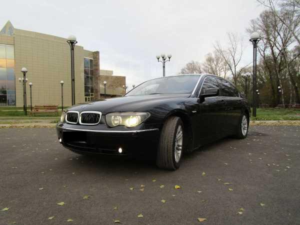 BMW 7-Series, 2003 год, 835 000 руб.
