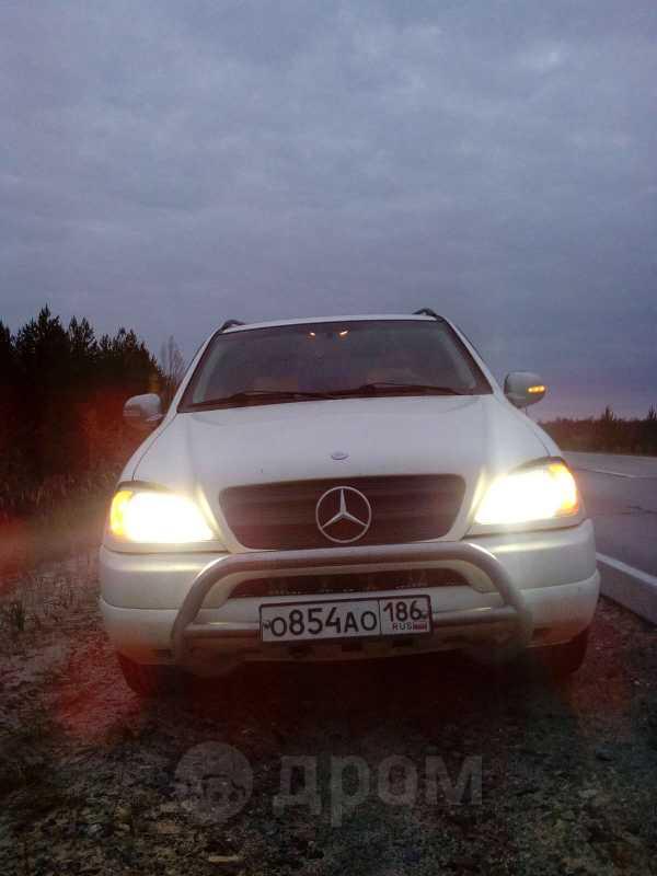 Mercedes-Benz M-Class, 1998 год, 400 000 руб.