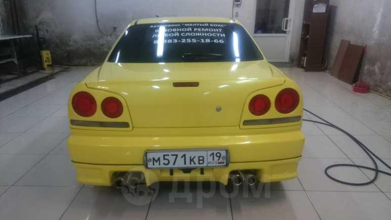 Nissan Skyline, 1999 год, 320 000 руб.