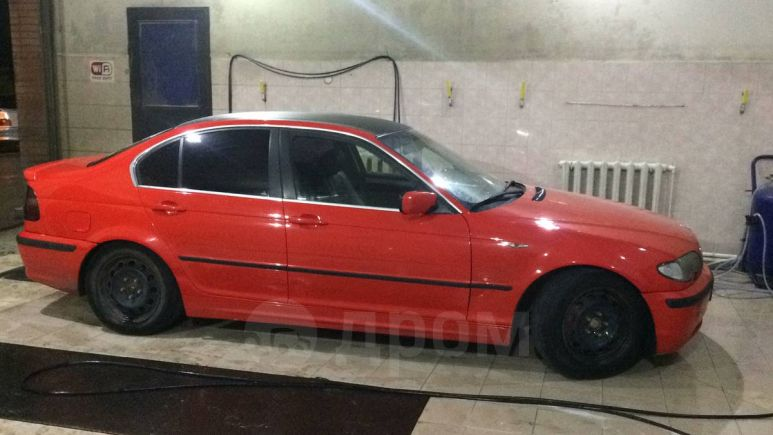 BMW 3-Series, 2002 год, 340 000 руб.