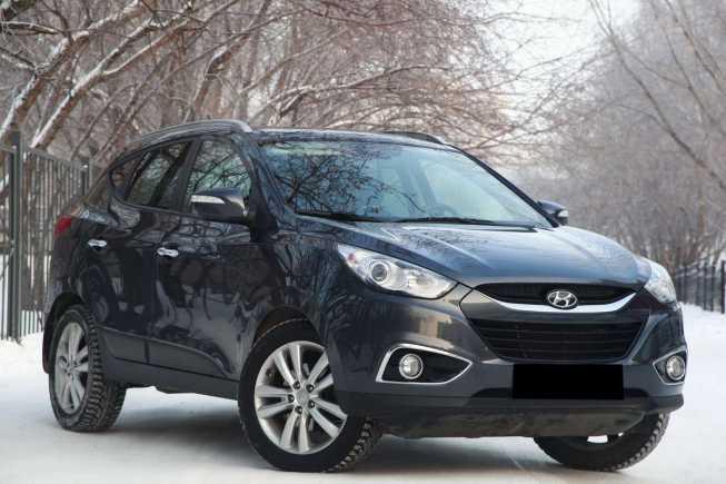 Hyundai ix35, 2012 год, 1 080 000 руб.