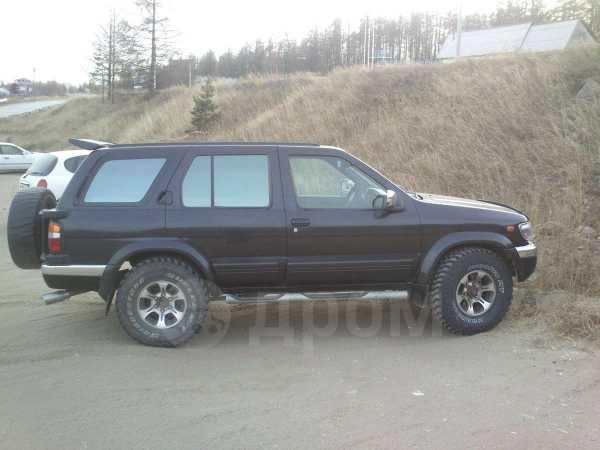 Nissan Terrano, 1999 год, 370 000 руб.