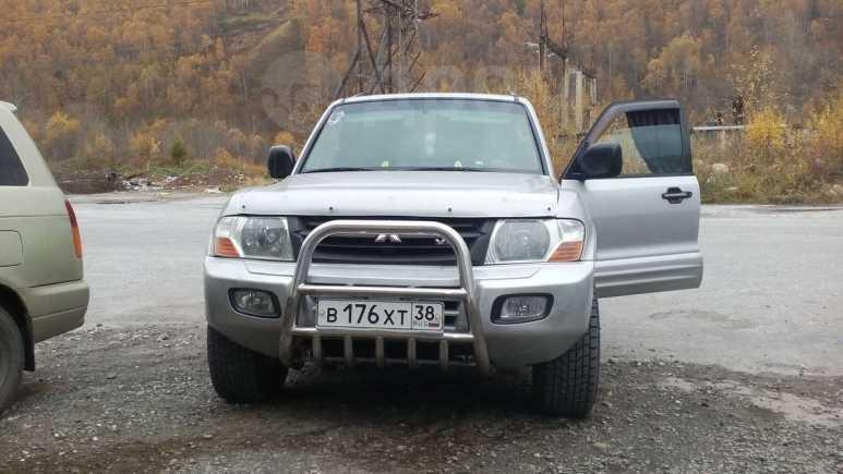 Mitsubishi Montero, 2000 год, 600 000 руб.