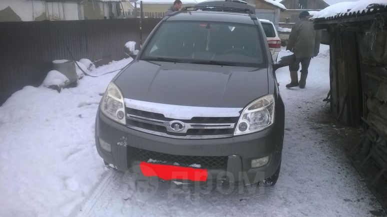 Great Wall Hover, 2008 год, 500 000 руб.