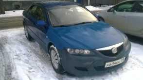 Белокуриха Mazda6 2005