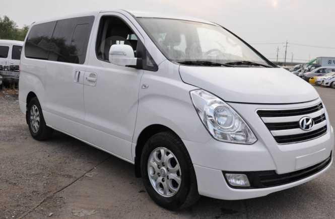 Hyundai Grand Starex, 2015 год, 1 680 000 руб.