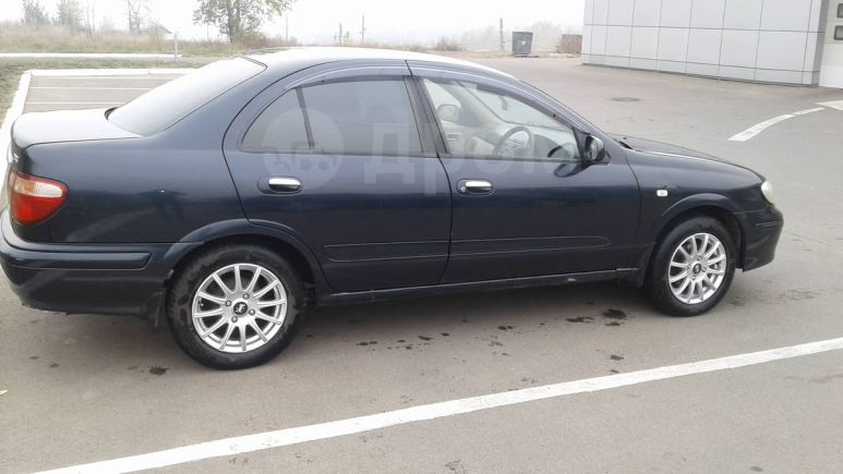 Nissan Bluebird Sylphy, 2002 год, 170 000 руб.