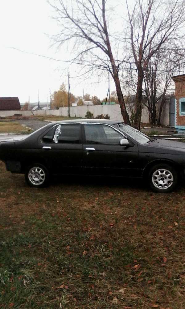 Nissan Bluebird, 1997 год, 90 000 руб.