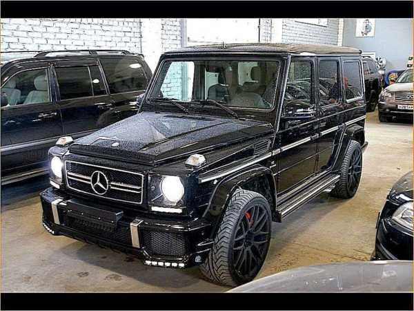 Mercedes-Benz G-Class, 2013 год, 6 700 000 руб.