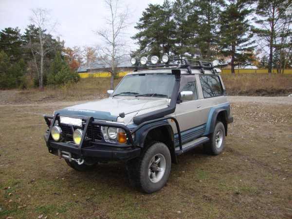 Nissan Safari, 1996 год, 550 000 руб.
