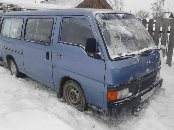 Nissan Urvan, 1989 год, 100 000 руб.