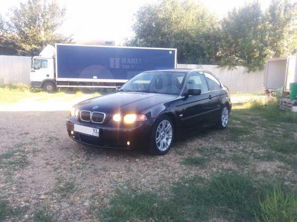 BMW 3-Series, 2002 год, 345 000 руб.