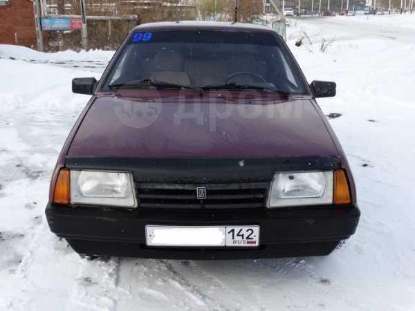 Лада 21099, 1996 год, 42 000 руб.