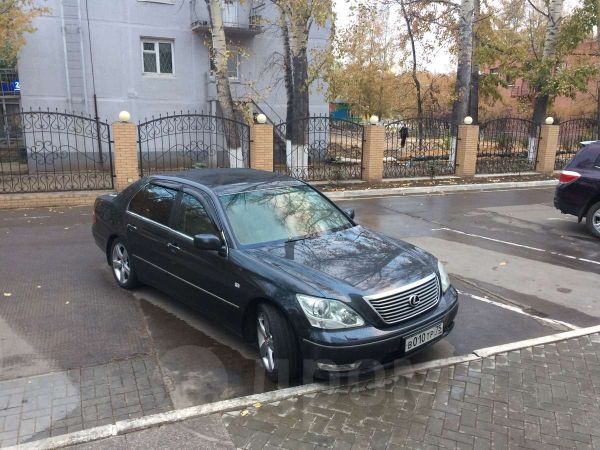 Lexus LS430, 2005 год, 650 000 руб.