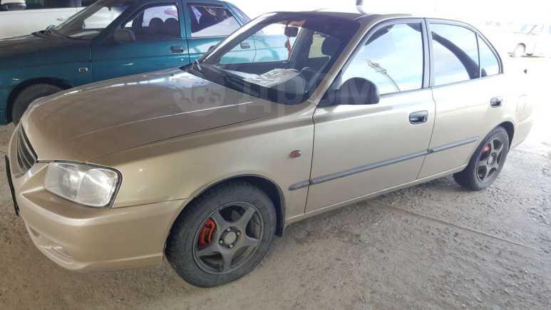 Hyundai Accent, 2006 год, 249 000 руб.