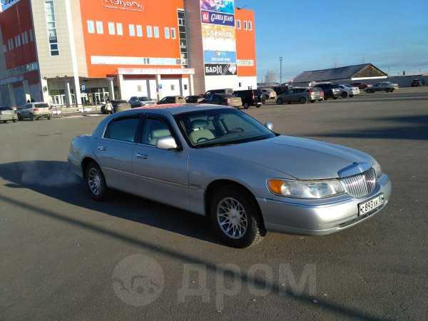 Lincoln Town Car, 2001 год, 430 000 руб.