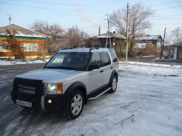 Land Rover Discovery, 2005 год, 770 000 руб.