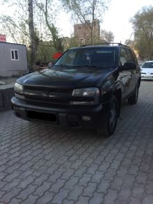 Екатеринбург TrailBlazer 2007