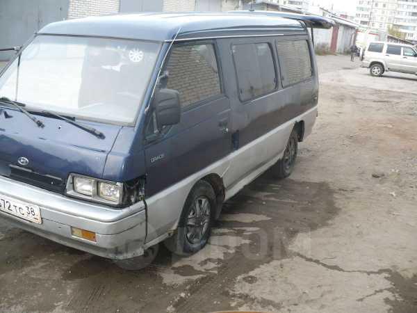 Hyundai Grace, 1993 год, 115 000 руб.