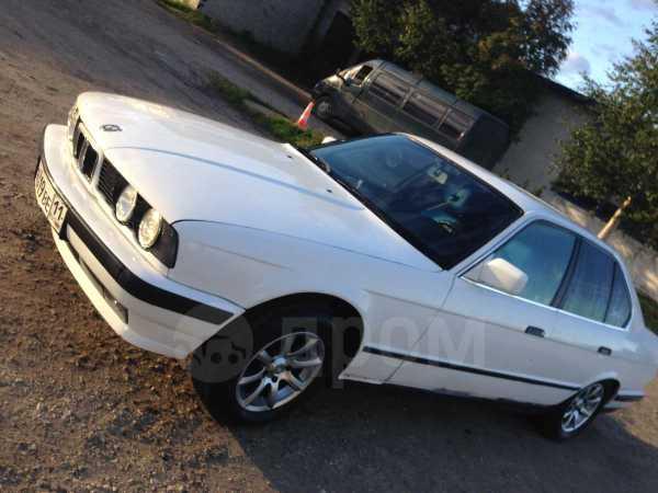 BMW 5-Series, 1991 год, 330 000 руб.