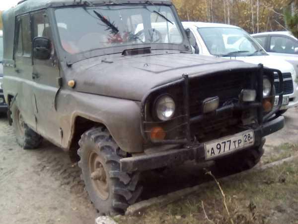 УАЗ 3151, 1988 год, 135 000 руб.